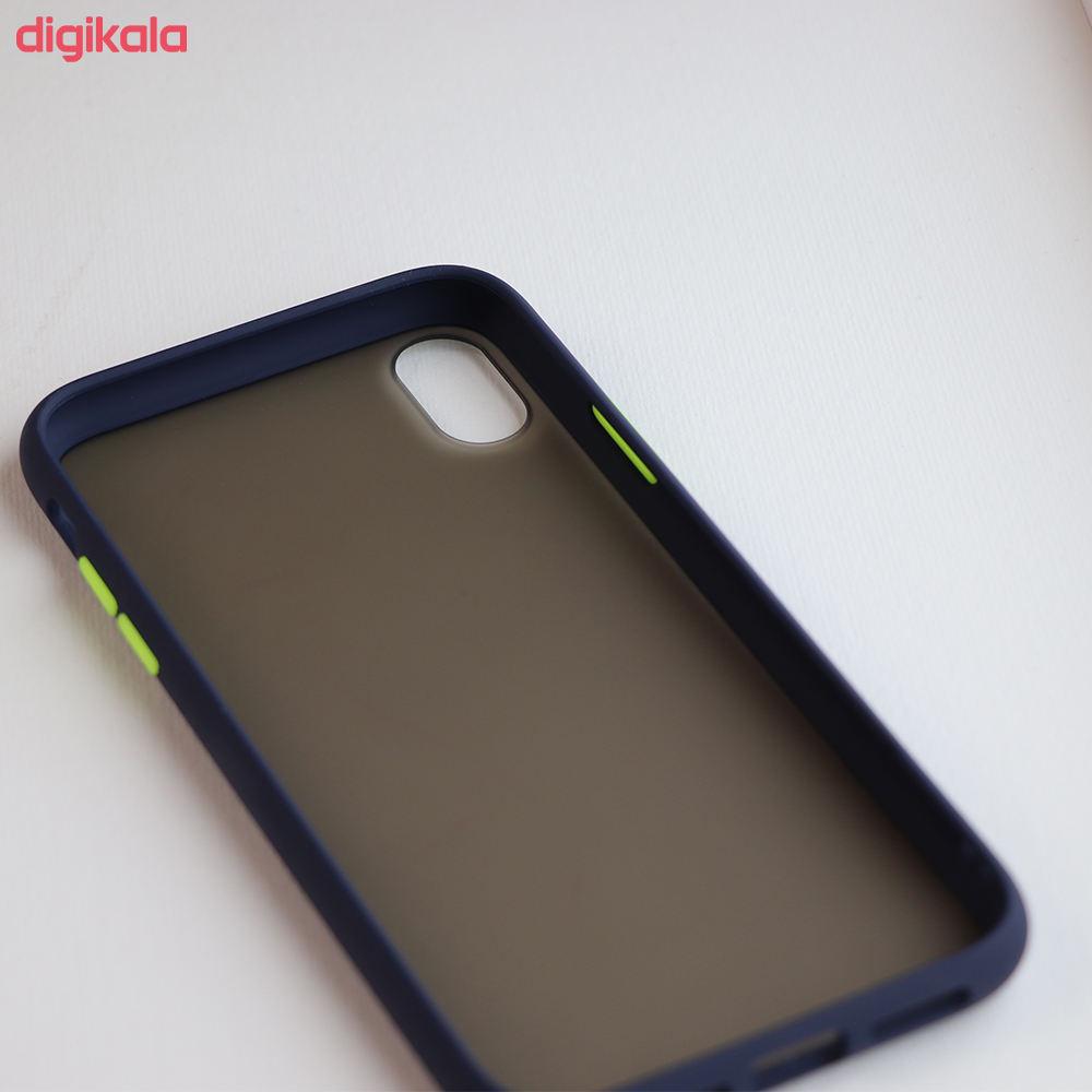 کاور نیکسو مدل Skyfall مناسب برای گوشی موبایل اپل iphone XR main 1 3