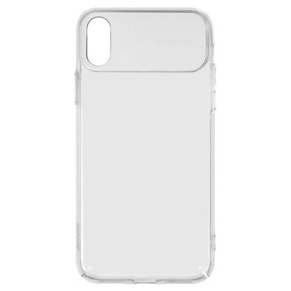 کاور باسئوس مدل WIAPIPH58-SS02 مناسب برای گوشی موبایل اپل iPhone X / XS