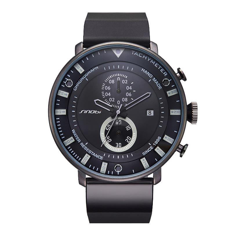 کد تخفیف                                      ساعت مچی عقربه ای مردانه سینوبی مدل S9689G BLC