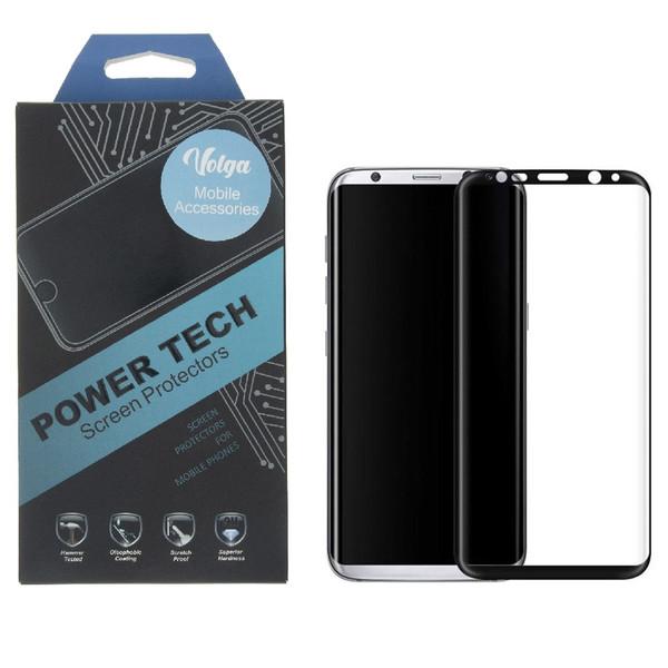 محافظ صفحه نمایش نانو ولگا مدل PWT-N مناسب برای گوشی موبایل سامسونگ Galaxy S8