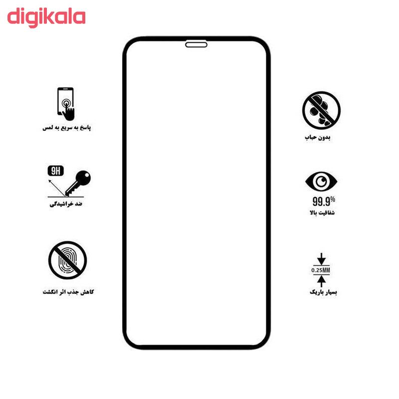 محافظ صفحه نمایش ولگا مدل VO-Screen مناسب برای گوشی موبایل اپل Iphone 11 Pro Max main 1 2