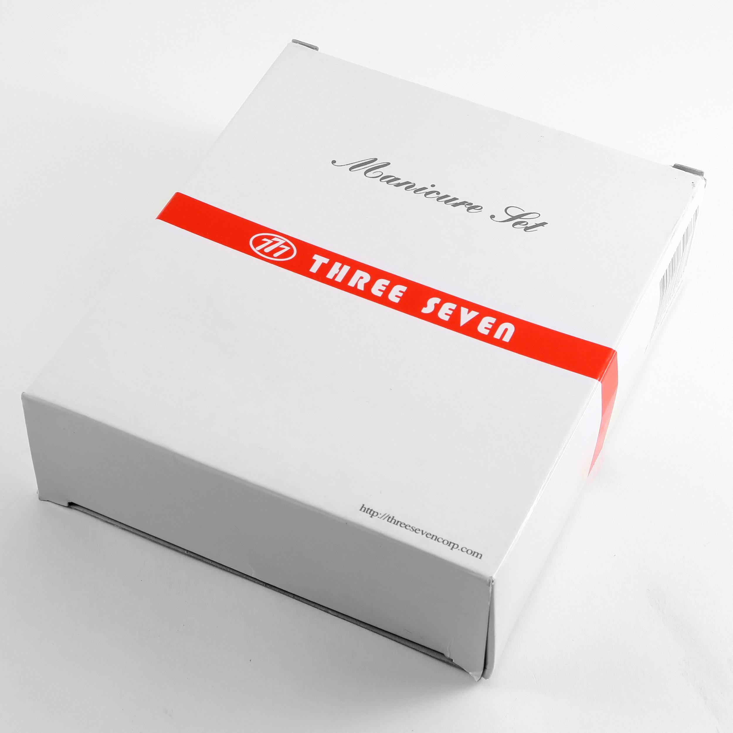 ست مانیکور و برس آرایشی تری سون مدل DS-8100S بسته ۱۱ عددی