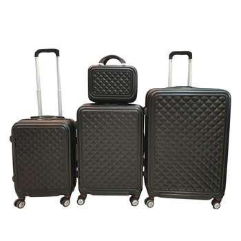مجموعه چهار عددی چمدان کد B024