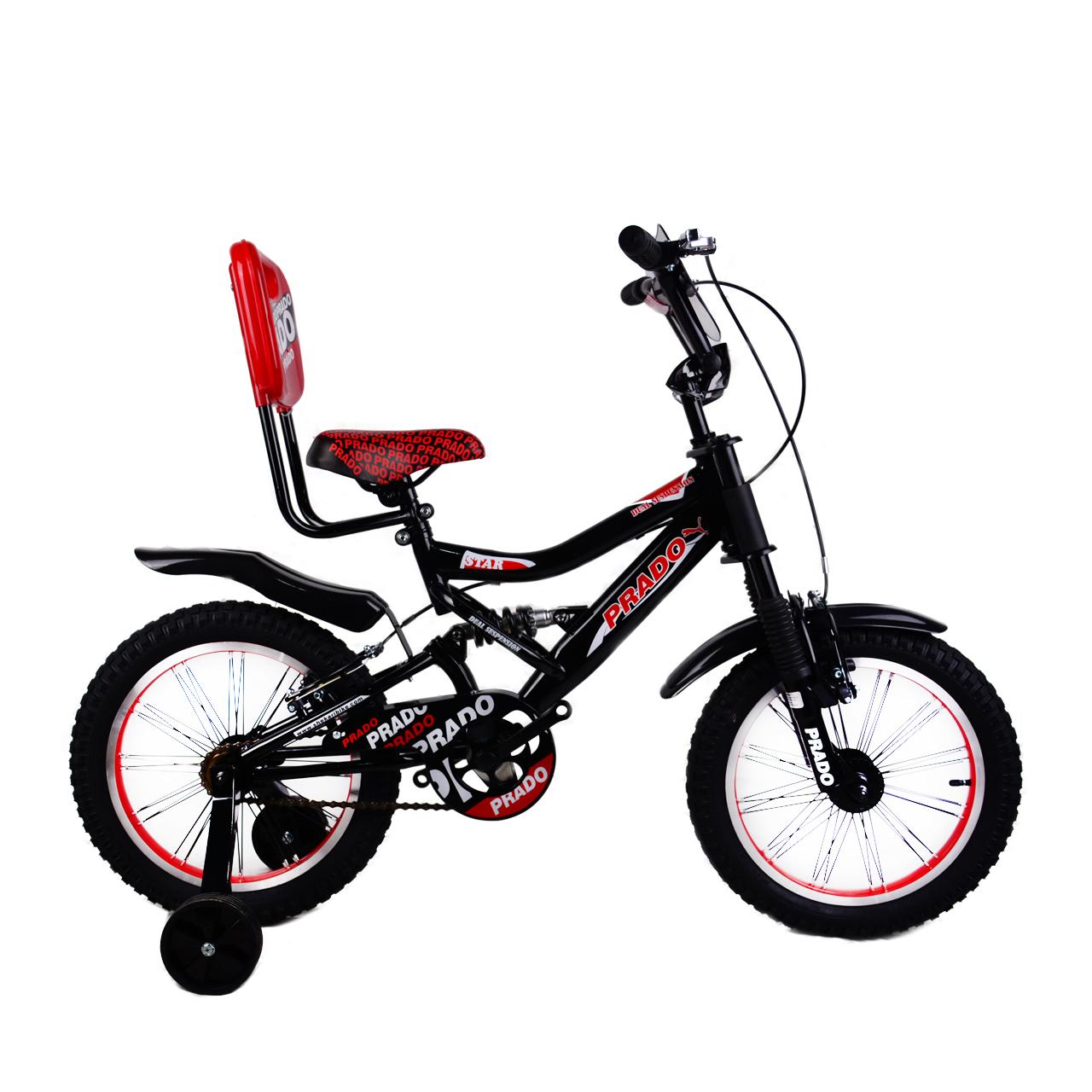 دوچرخه شهری پرادو مدل F58 سایز16