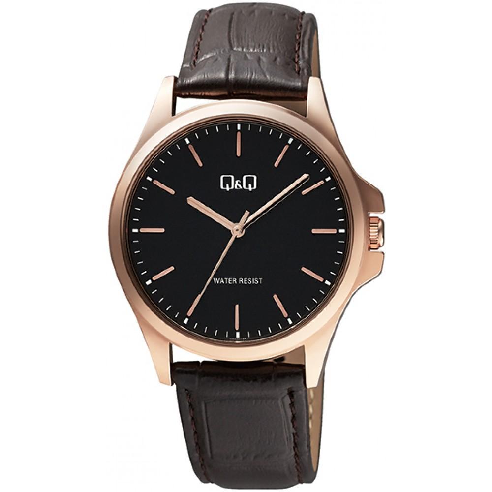 ساعت مچی عقربه ای مردانه کیو اند کیو مدل  QA06J102Y              خرید (⭐️⭐️⭐️)