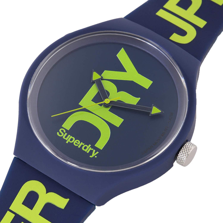 کد تخفیف                                      ساعت مچی عقربه ای سوپردرای مدل SYG189UN