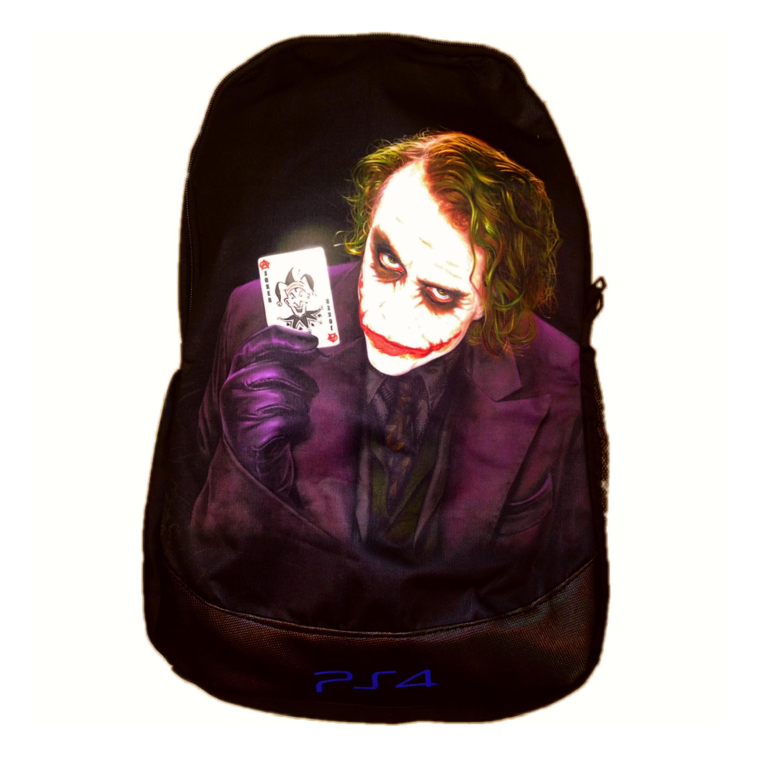 خرید اینترنتی کوله پشتی حمل پلی استیشن مدل Joker اورجینال