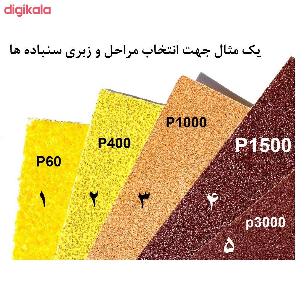 ورق سنباده اسمیردکس مدل P3000 Alox main 1 3