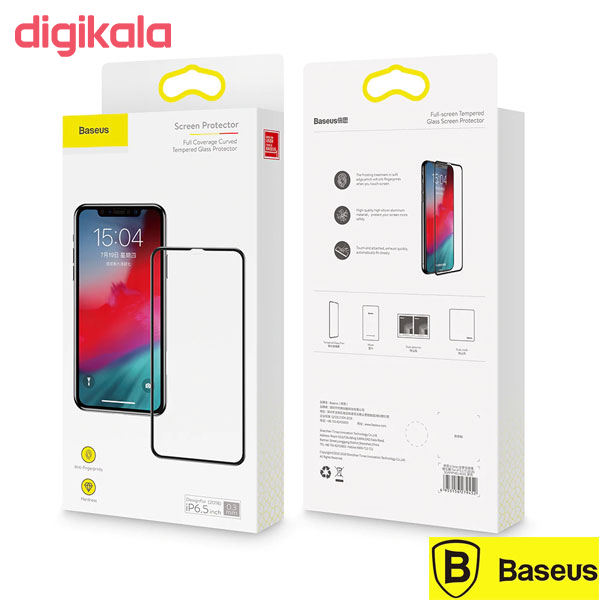 محافظ صفحه نمایش باسئوس مدل KC01 مناسب برای گوشی موبایل اپل IPHONE 11 PRO MAX/XS MAX main 1 5