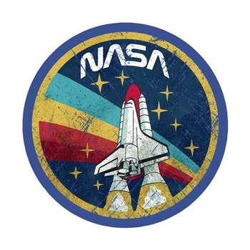 استیکر لپ تاپ طرح ناسا کد 1792