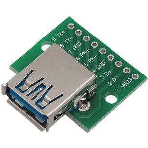 برد برک اوت مدل USB3.0
