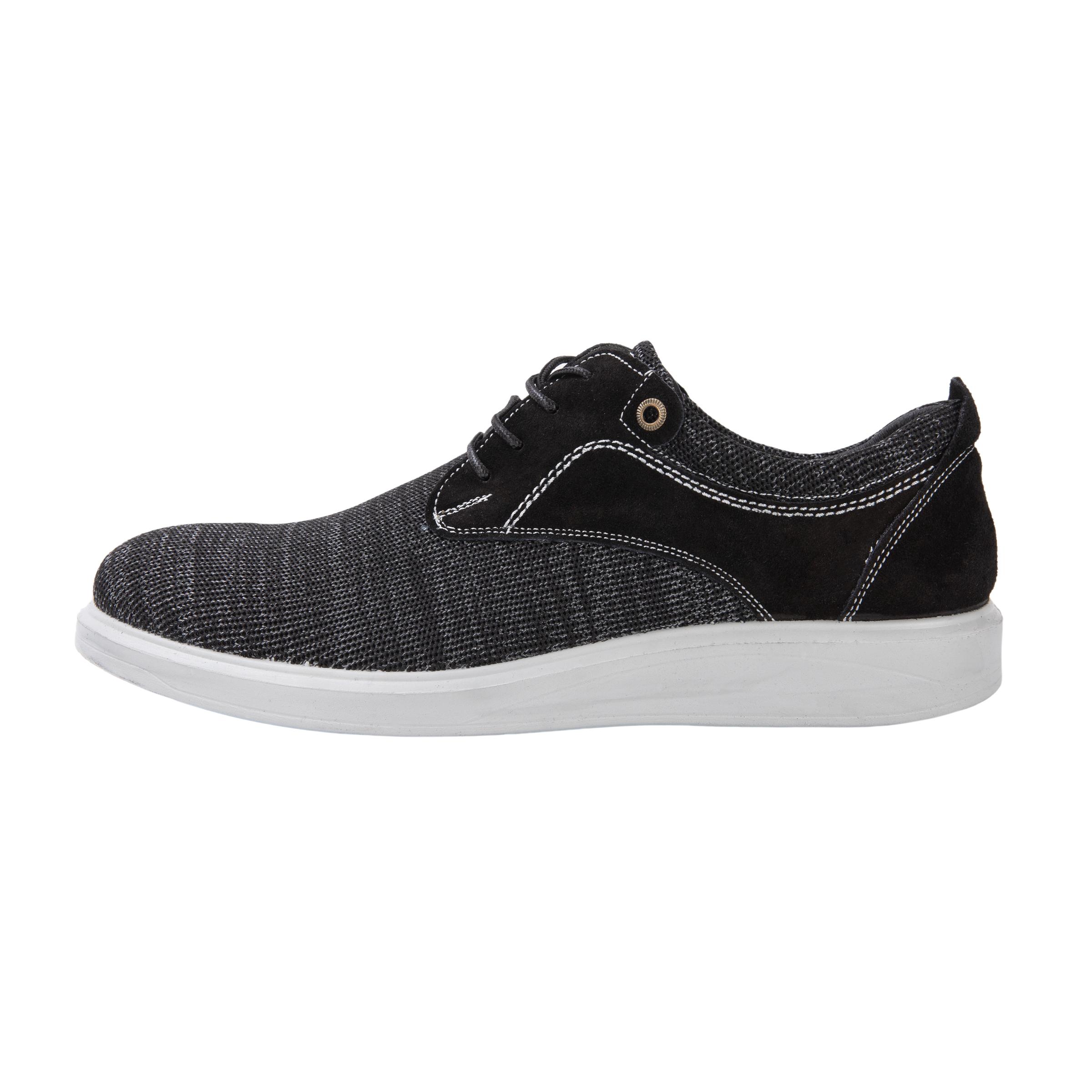 کفش روزمره مردانه شوپا مدل 3012-1-101 رنگ مشکی