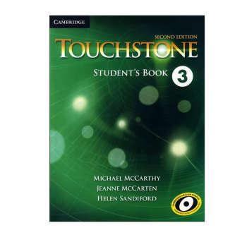 کتاب Touchstone 3 اثر جمعی از نویسندگان انتشارات Cambridge