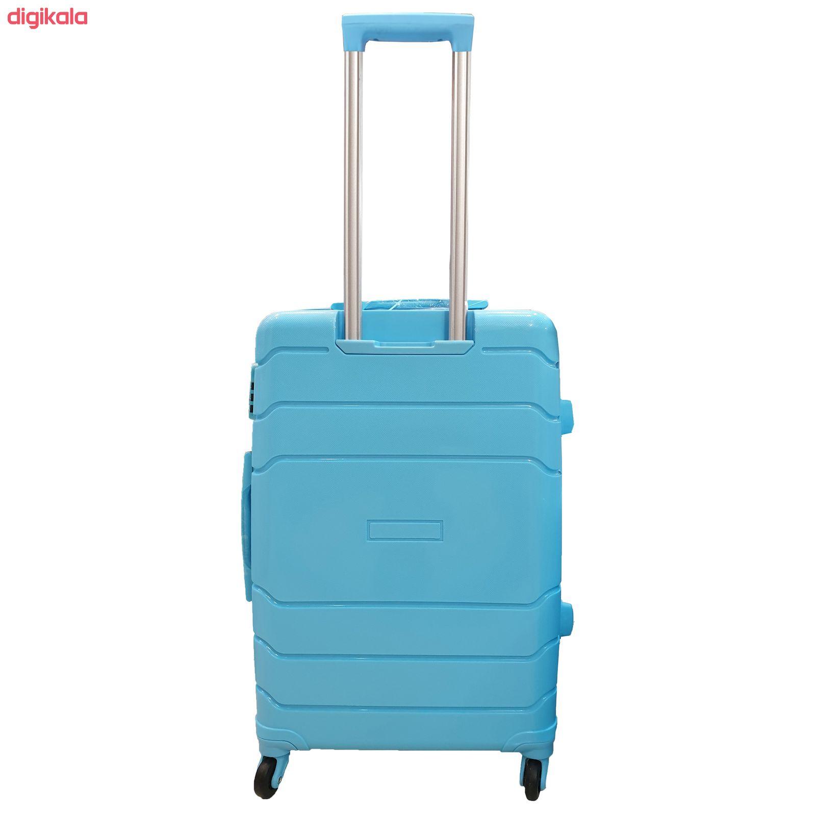 مجموعه سه عددی چمدان اسپید کد B016 main 1 1