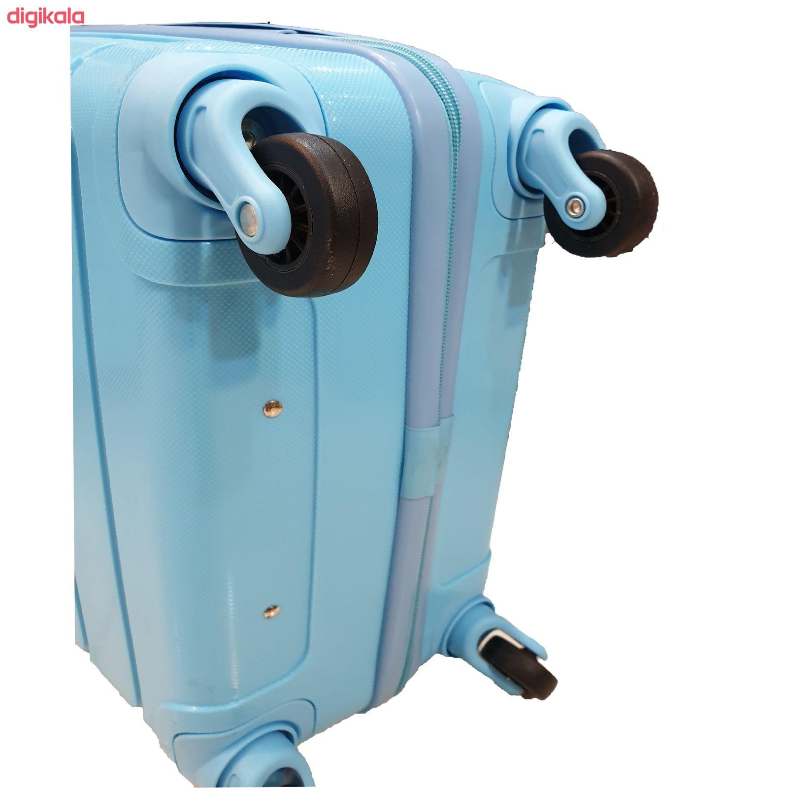 مجموعه سه عددی چمدان اسپید کد B016 main 1 2