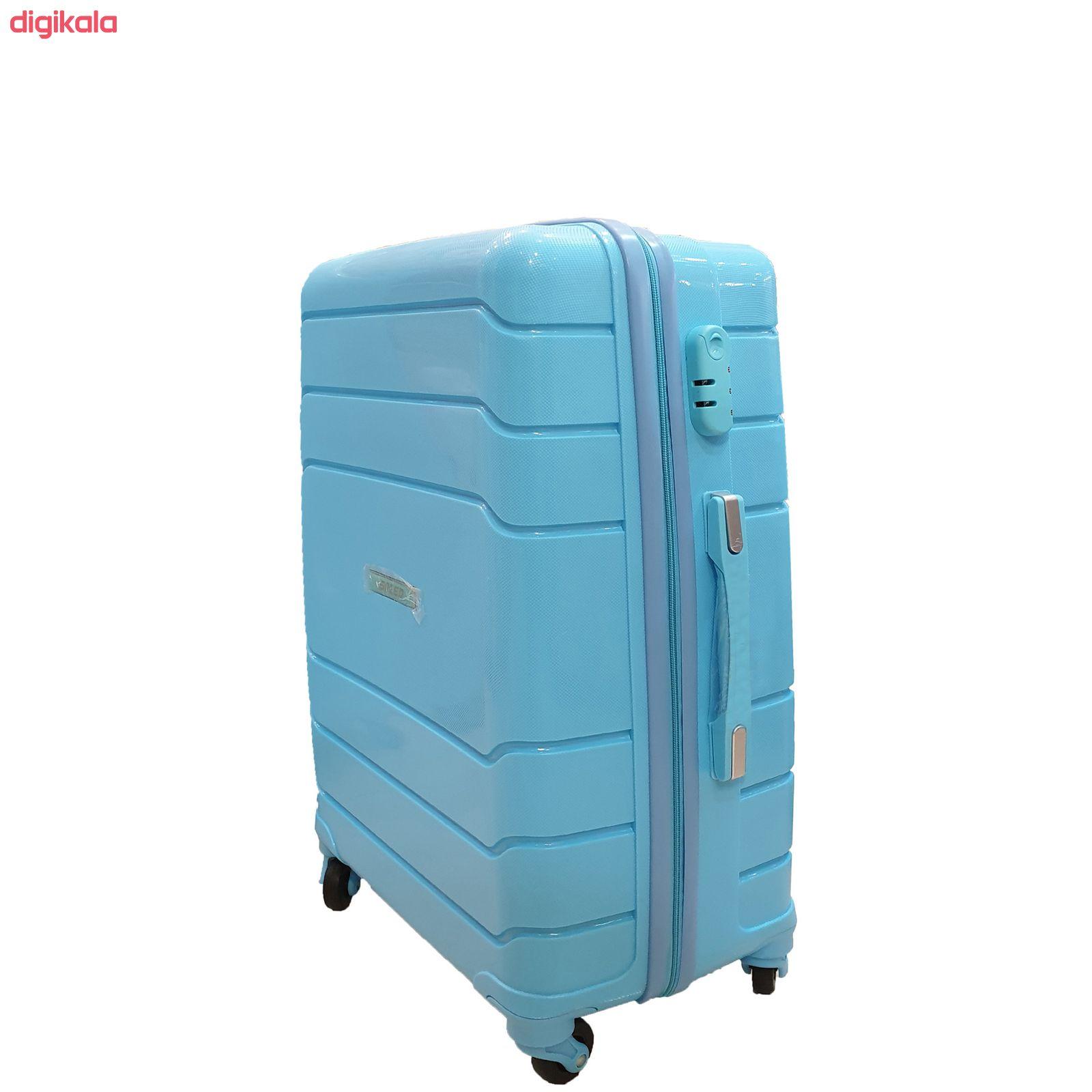 مجموعه سه عددی چمدان اسپید کد B016 main 1 5