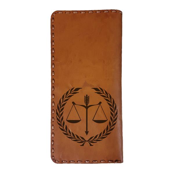 کیف پول مردانه طرح وکیل کد L11