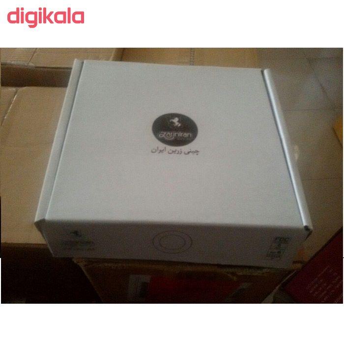 پیش دستی چینی زرین ایران سری Quattro مدل LAV20 بسته 6 عددی main 1 5