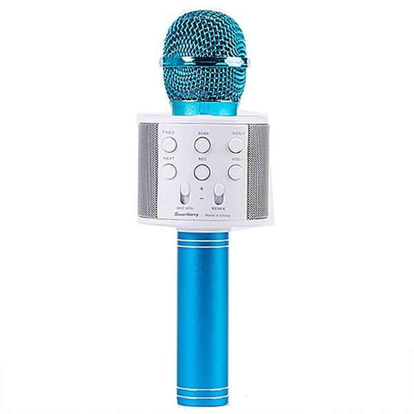 میکروفون اسپیکر بلوتوثی اسمارت بری مدل WS-858