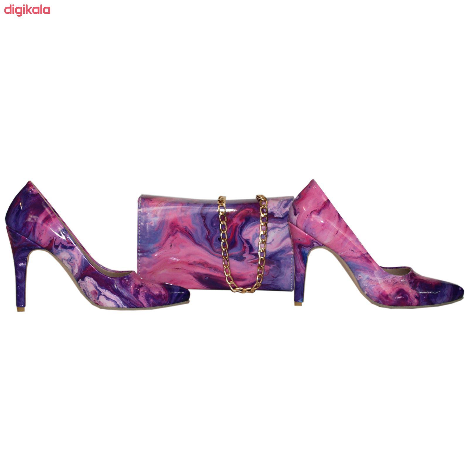 ست کیف و کفش زنانه کد 301 main 1 4