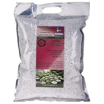 پرلیت دانه درشت گلباران سبز بسته 500 گرمی