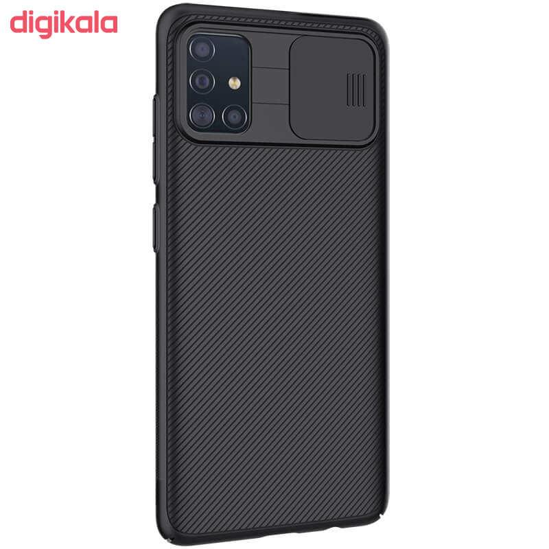 کاور نیلکین مدل CamShield مناسب برای گوشی موبایل سامسونگ Galaxy A51 main 1 1