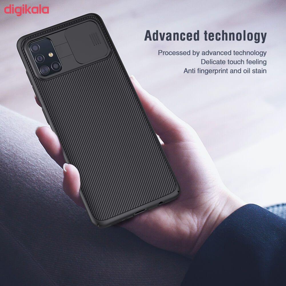 کاور نیلکین مدل CamShield مناسب برای گوشی موبایل سامسونگ Galaxy A51 main 1 3