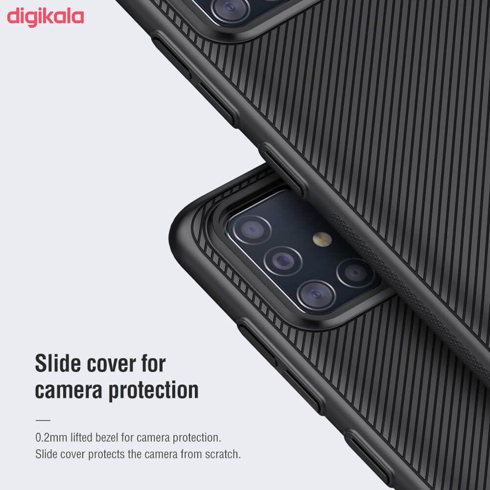 کاور نیلکین مدل CamShield مناسب برای گوشی موبایل سامسونگ Galaxy A51 main 1 4