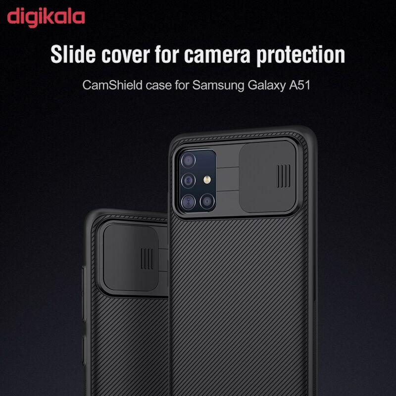کاور نیلکین مدل CamShield مناسب برای گوشی موبایل سامسونگ Galaxy A51 main 1 2