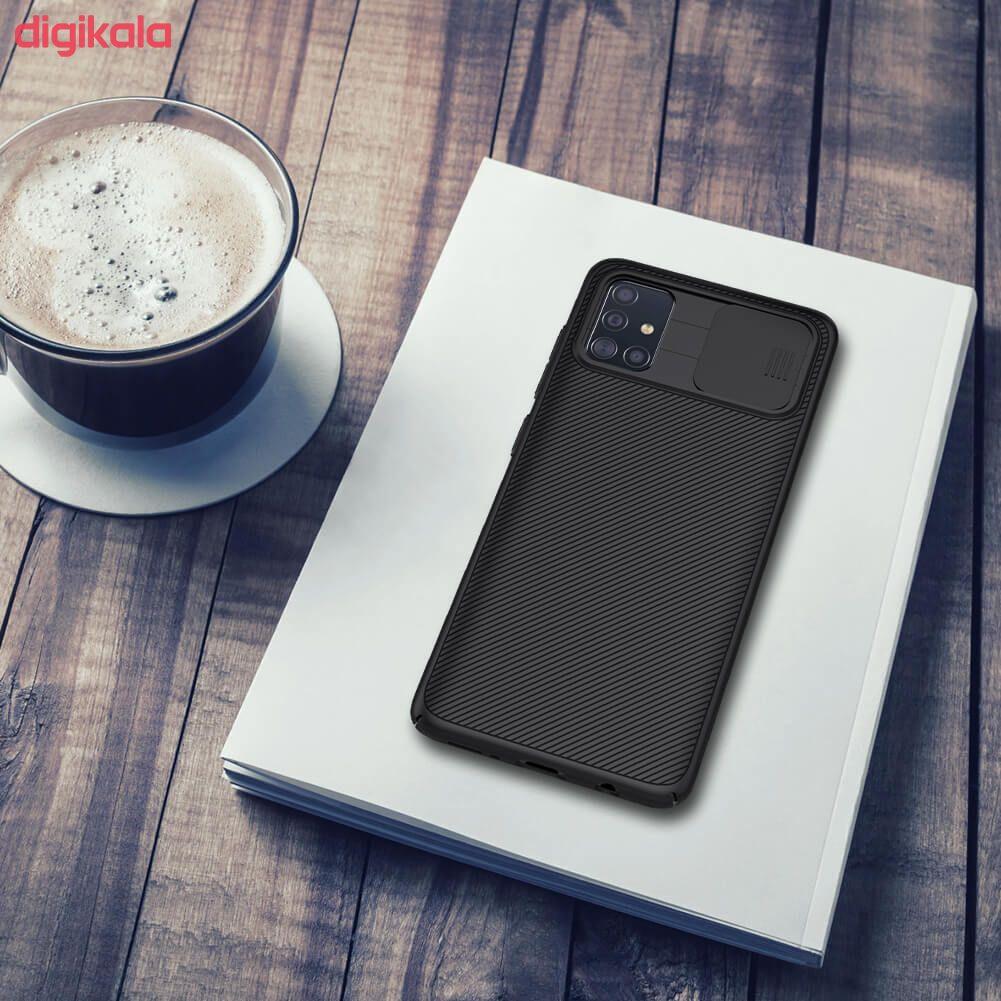 کاور نیلکین مدل CamShield مناسب برای گوشی موبایل سامسونگ Galaxy A51 main 1 5