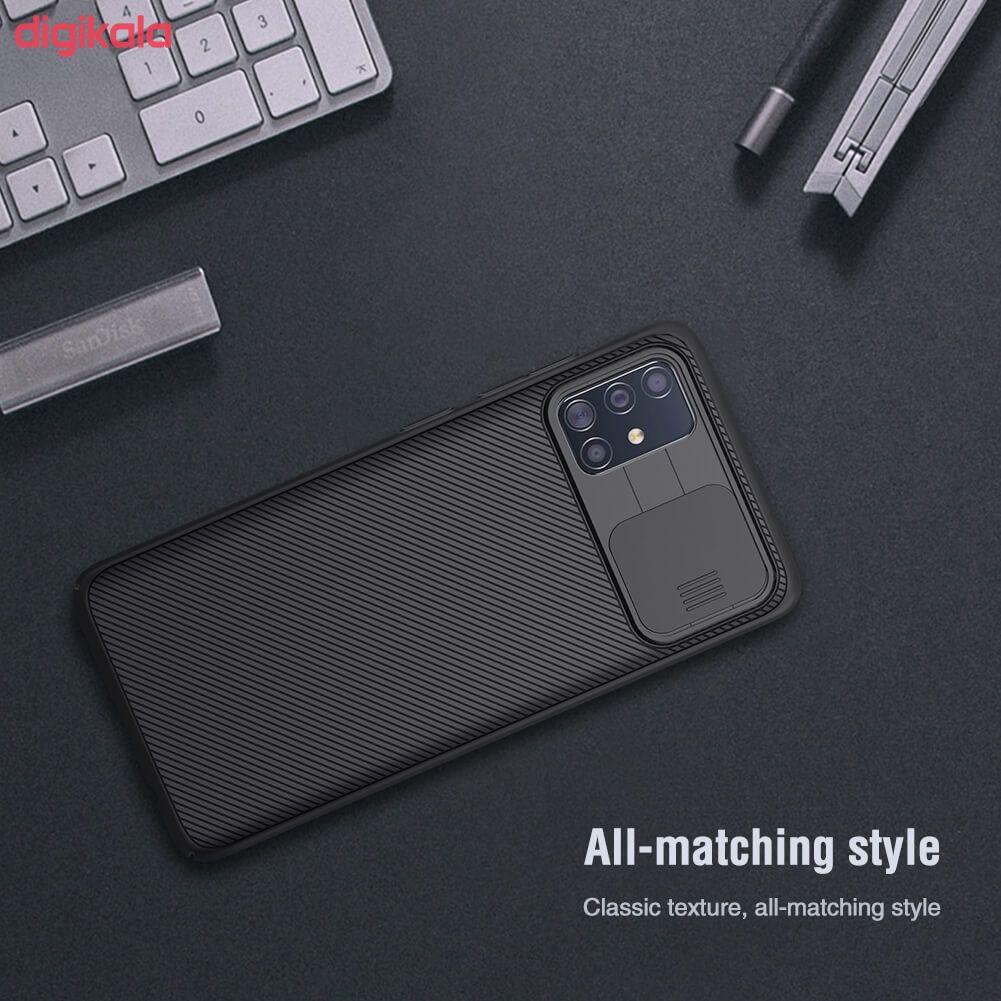 کاور نیلکین مدل CamShield مناسب برای گوشی موبایل سامسونگ Galaxy A51 main 1 6