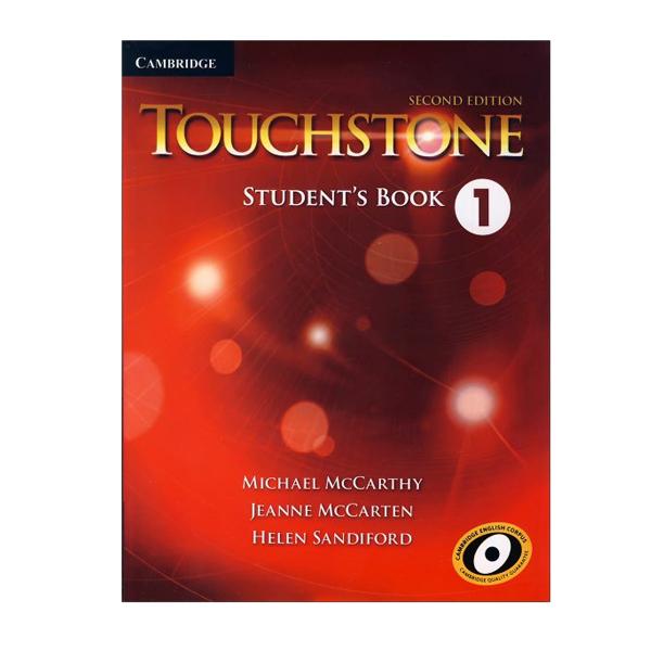 خرید                      کتاب Touchstone 1 اثر جمعی از نویسندگان انتشارات Cambridge