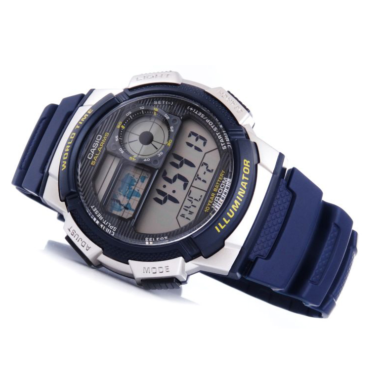 ساعت مچی دیجیتال کاسیو مدل AE-1000W-2AVDF