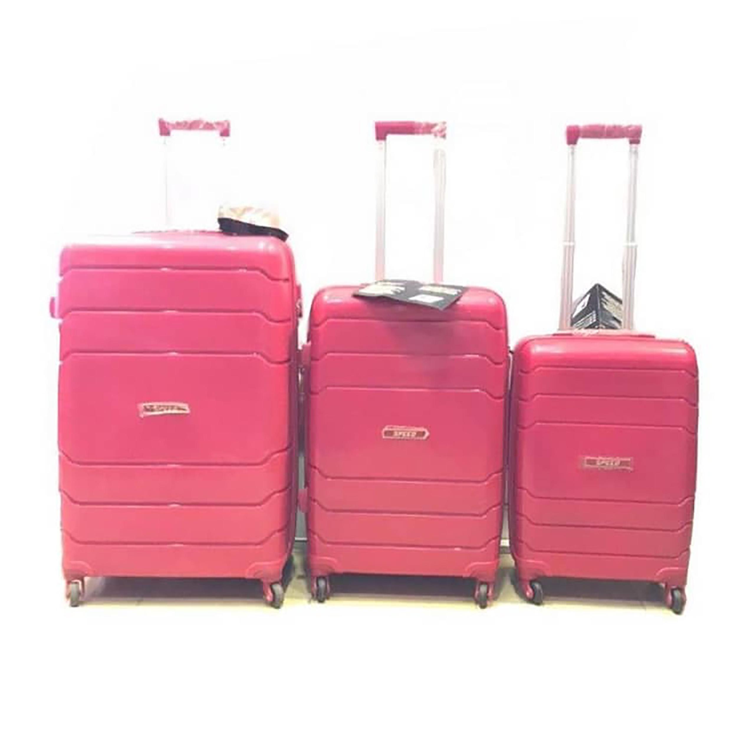 مجموعه سه عددی چمدان اسپید کد B016 main 1 8