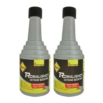 مکمل سوخت رومالی مدل Romalishot حجم 250 میلی لیتر  بسته 2 عددی