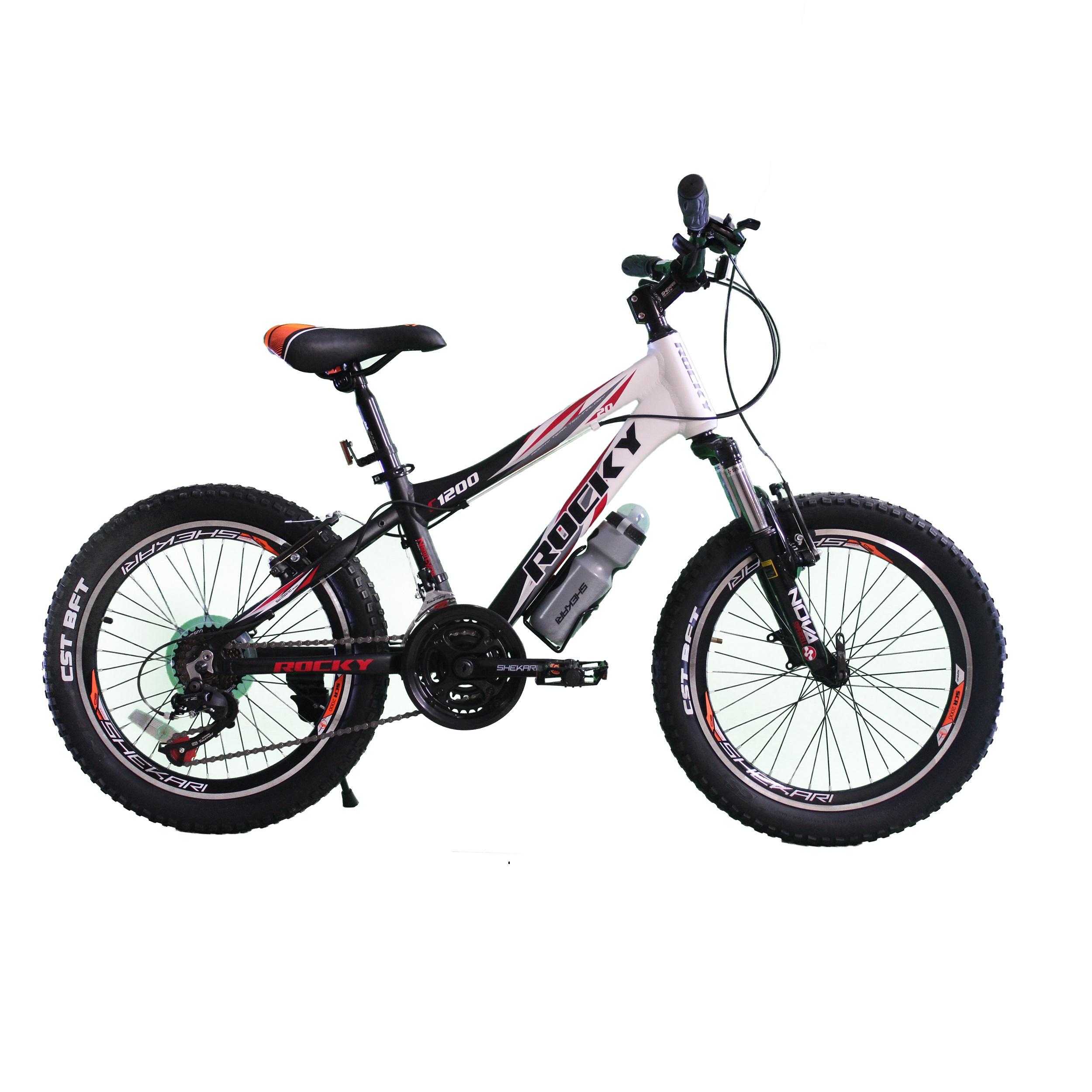 دوچرخه کوهستان راکی مدل 1200 سایز 20