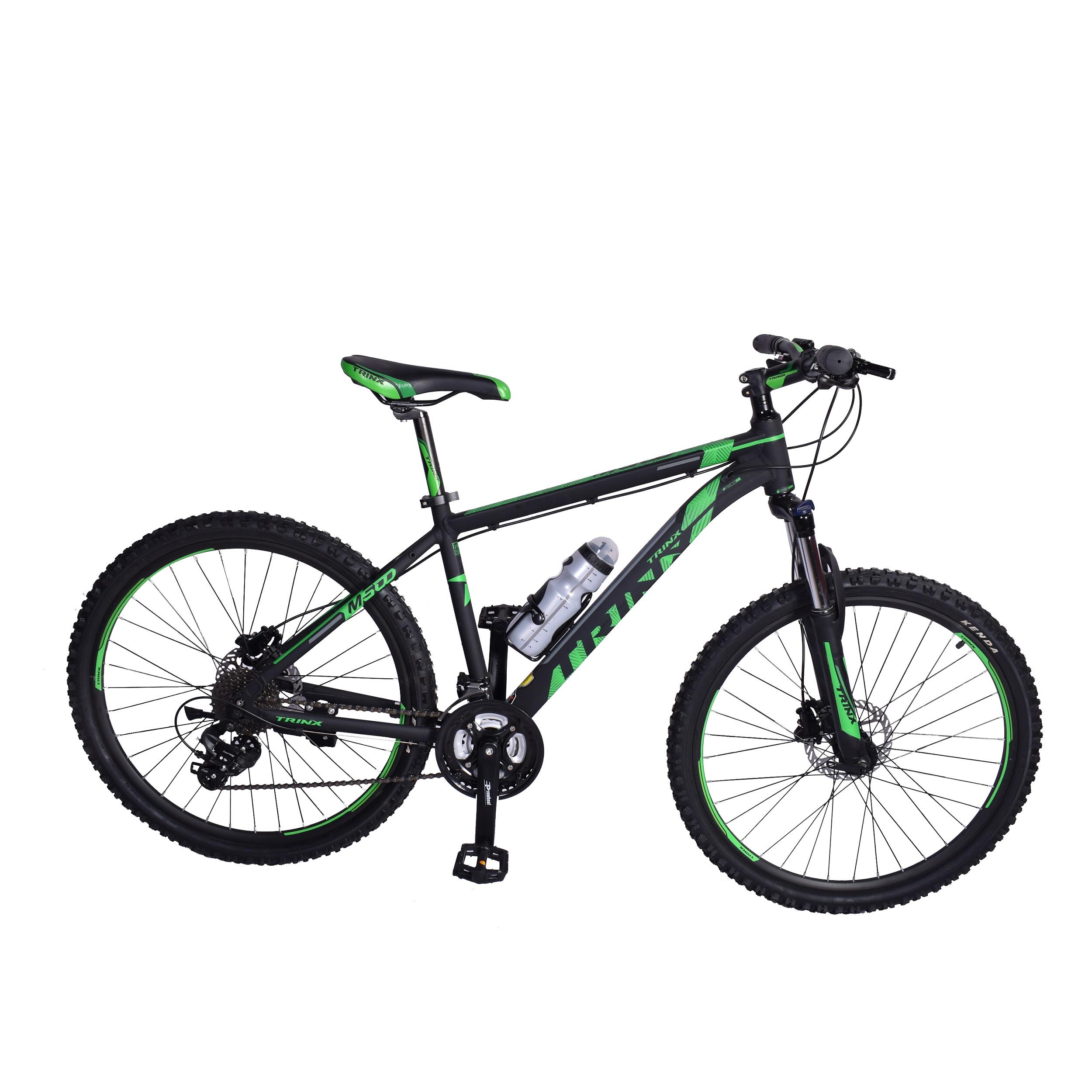 خرید                     دوچرخه کوهستان ترینکس مدل M500 سایز 26