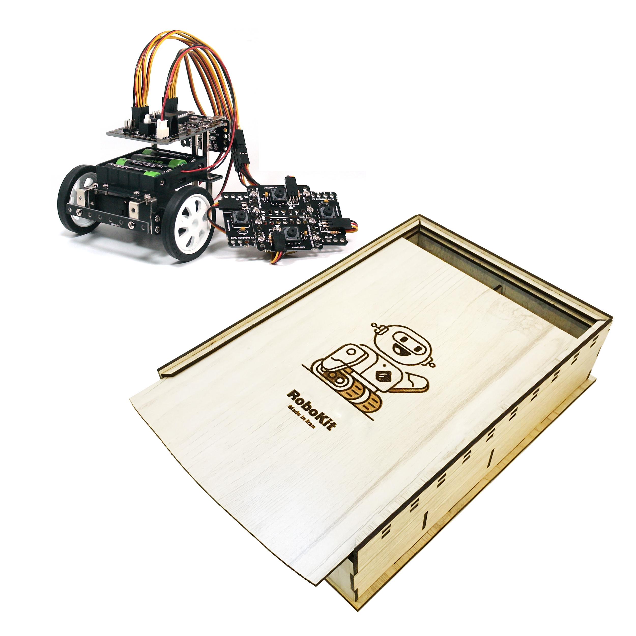 بسته آموزشی رباتیک مدل Robokit