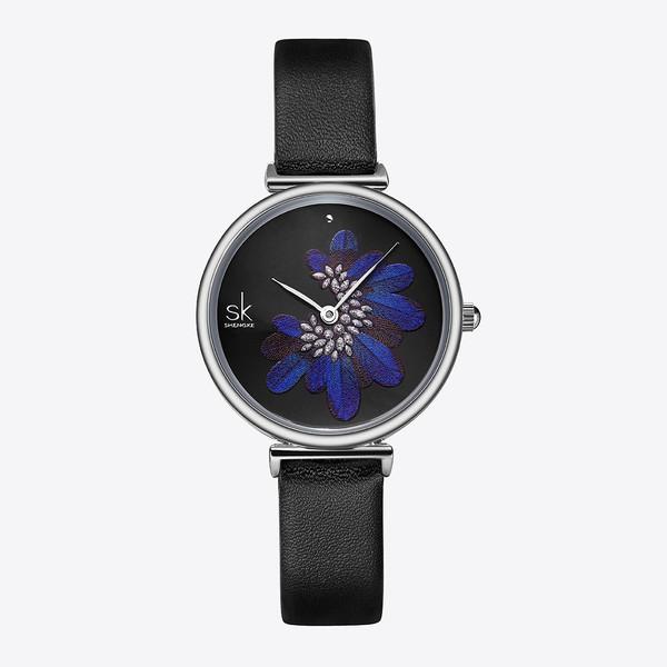 ساعت مچی عقربه ای زنانه اس کا مدل K0123L BLC