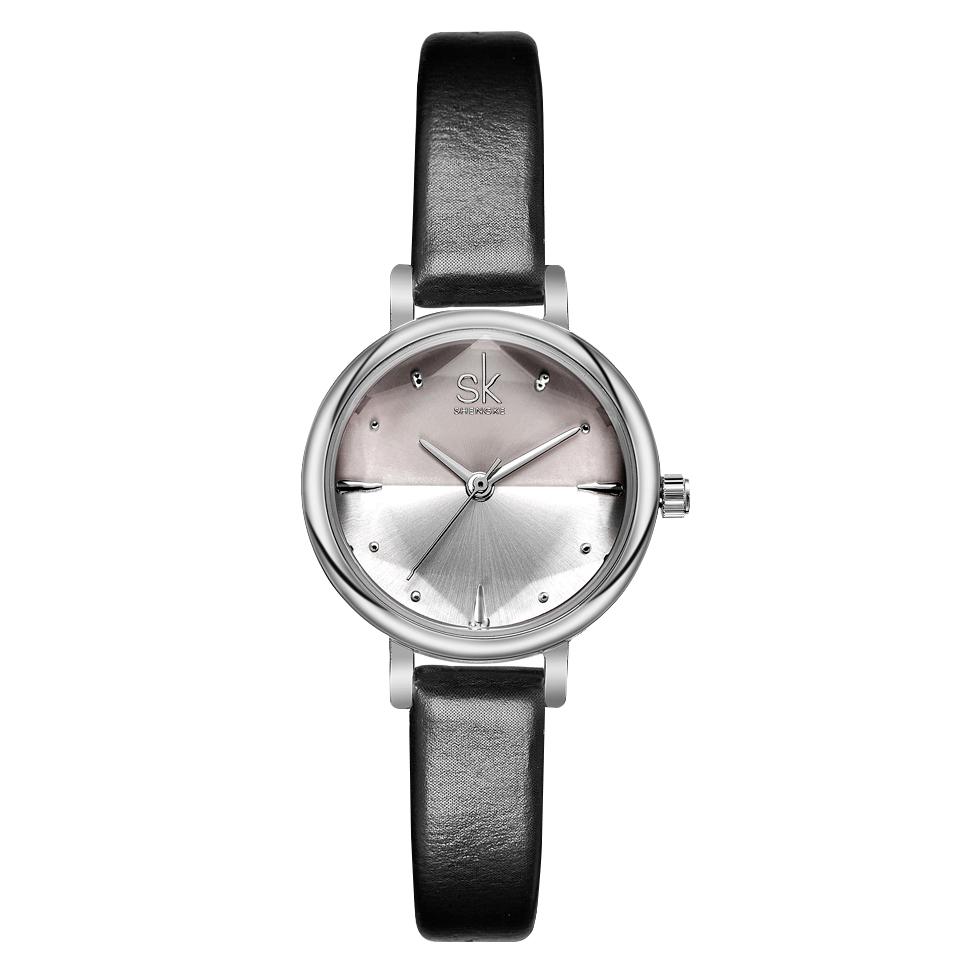 ساعت مچی عقربه ای زنانه اس کا مدل K8009BLC