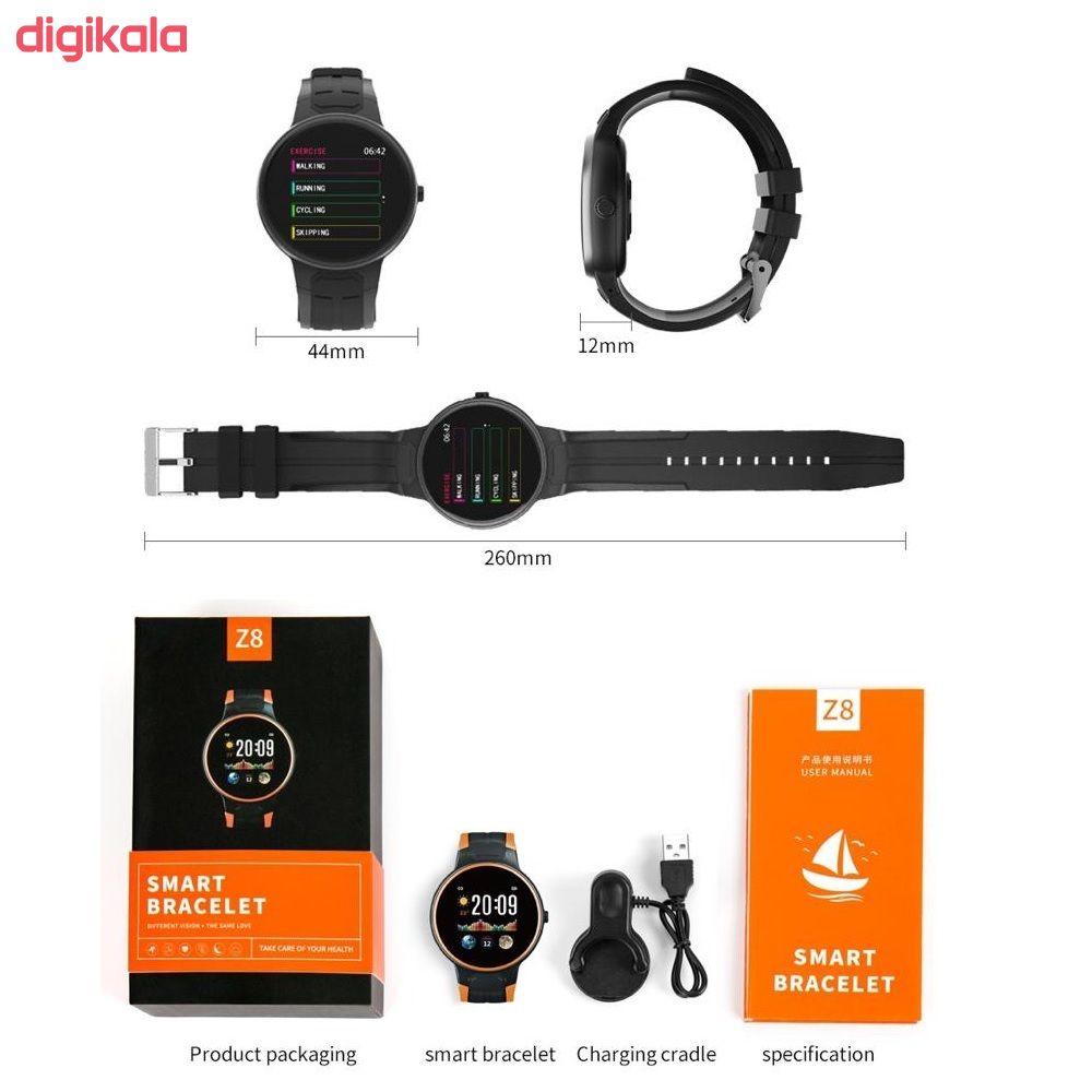 ساعت هوشمند مدل Z8 main 1 10