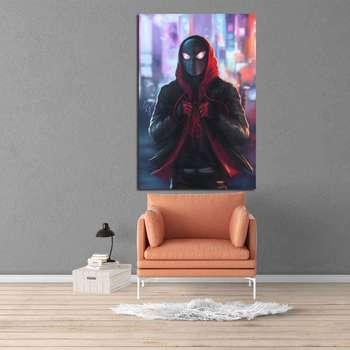تابلو شاسی طرح مرد عنکبوتی مدل 31
