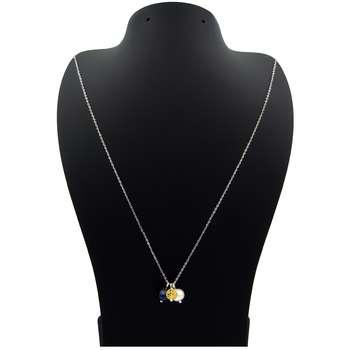 گردنبند طلا 18 عیار زنانه مانچو کد sfgs013