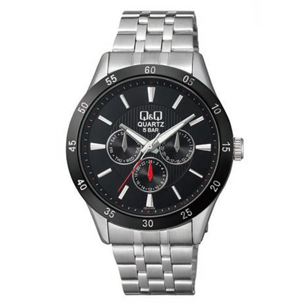 ساعت مچی عقربه ای مردانه کیو اند کیو  مدل CE02j402y