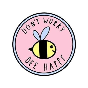 استیکر طرح زنبور کد 1671