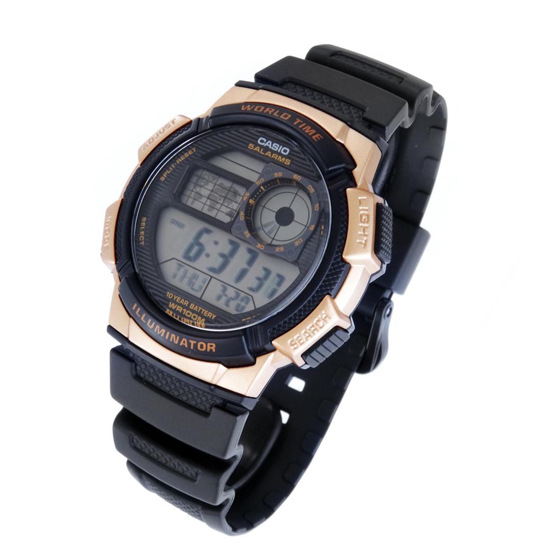 ساعت مچی دیجیتال کاسیو مدل AE-1000W-1A3             قیمت