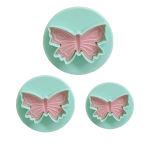 کاتر شیرینی مدل Butterfly-03 بسته 3 عددی thumb