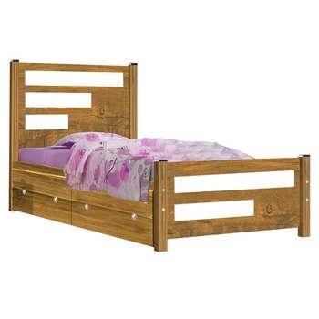 تخت خواب یک نفره کد SP03 سایز 90x200 سانتیمتر