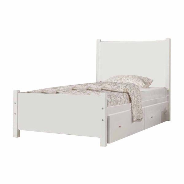 تخت خواب یک نفره کد SP01 سایز 90x200 سانتیمتر