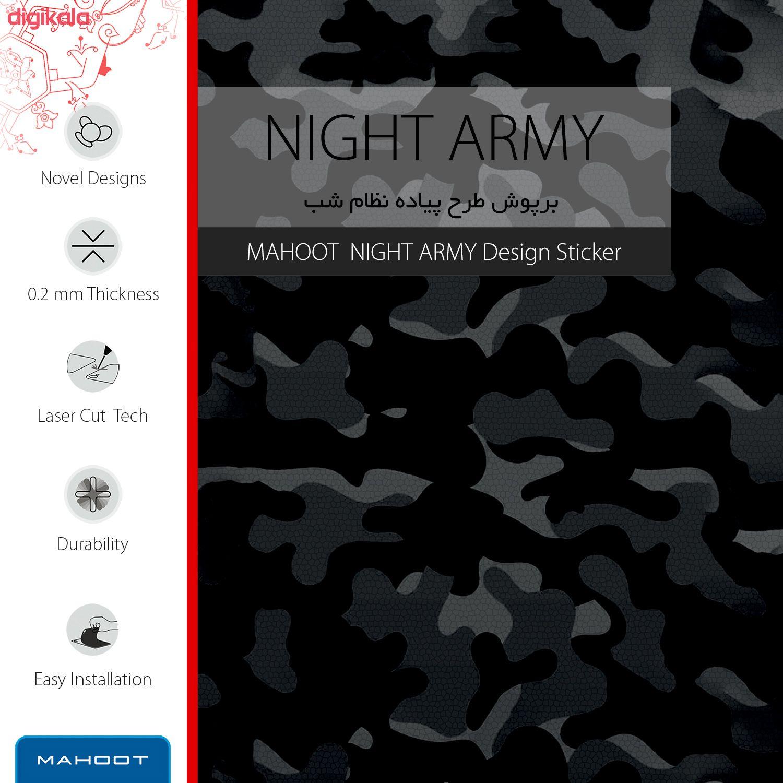 برچسب پوششی ماهوت مدل Night-Army مناسب برای گوشی موبایل اپل iPhone 7 Plus main 1 3